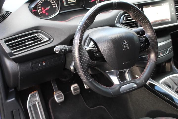 Peugeot 308 SW 1.6 BLUEHDI GT LINE 120CV   Imagem 15