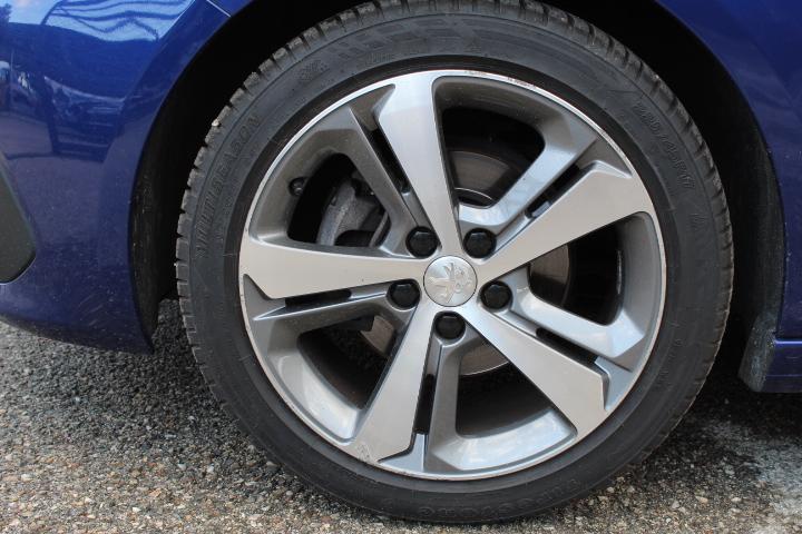 Peugeot 308 SW 1.6 BLUEHDI GT LINE 120CV   Imagem 9