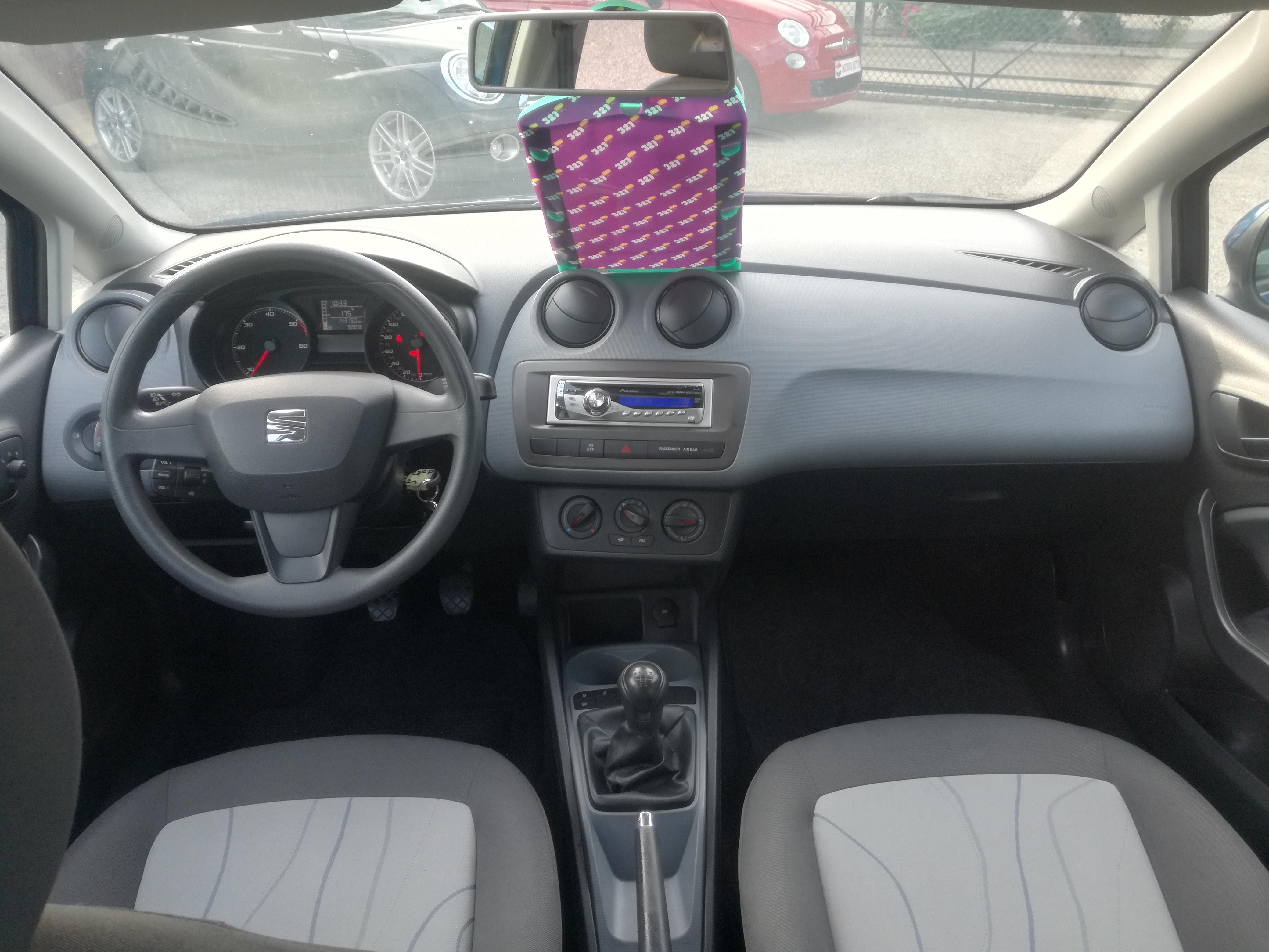 Seat Ibiza 1.2 TDI FRESH | Imagem 13