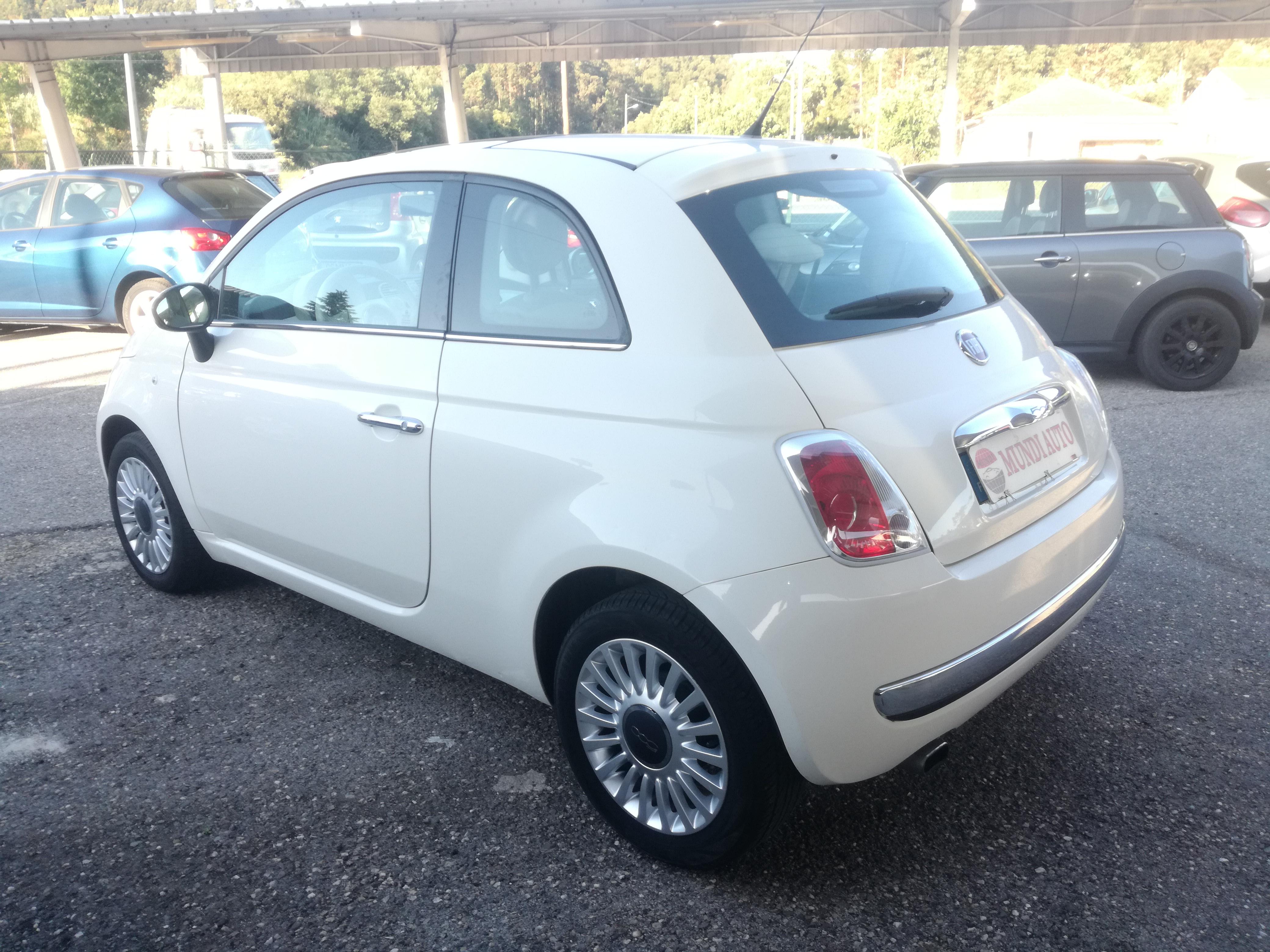Fiat 500 1.2  LOUNGE   Imagem 3