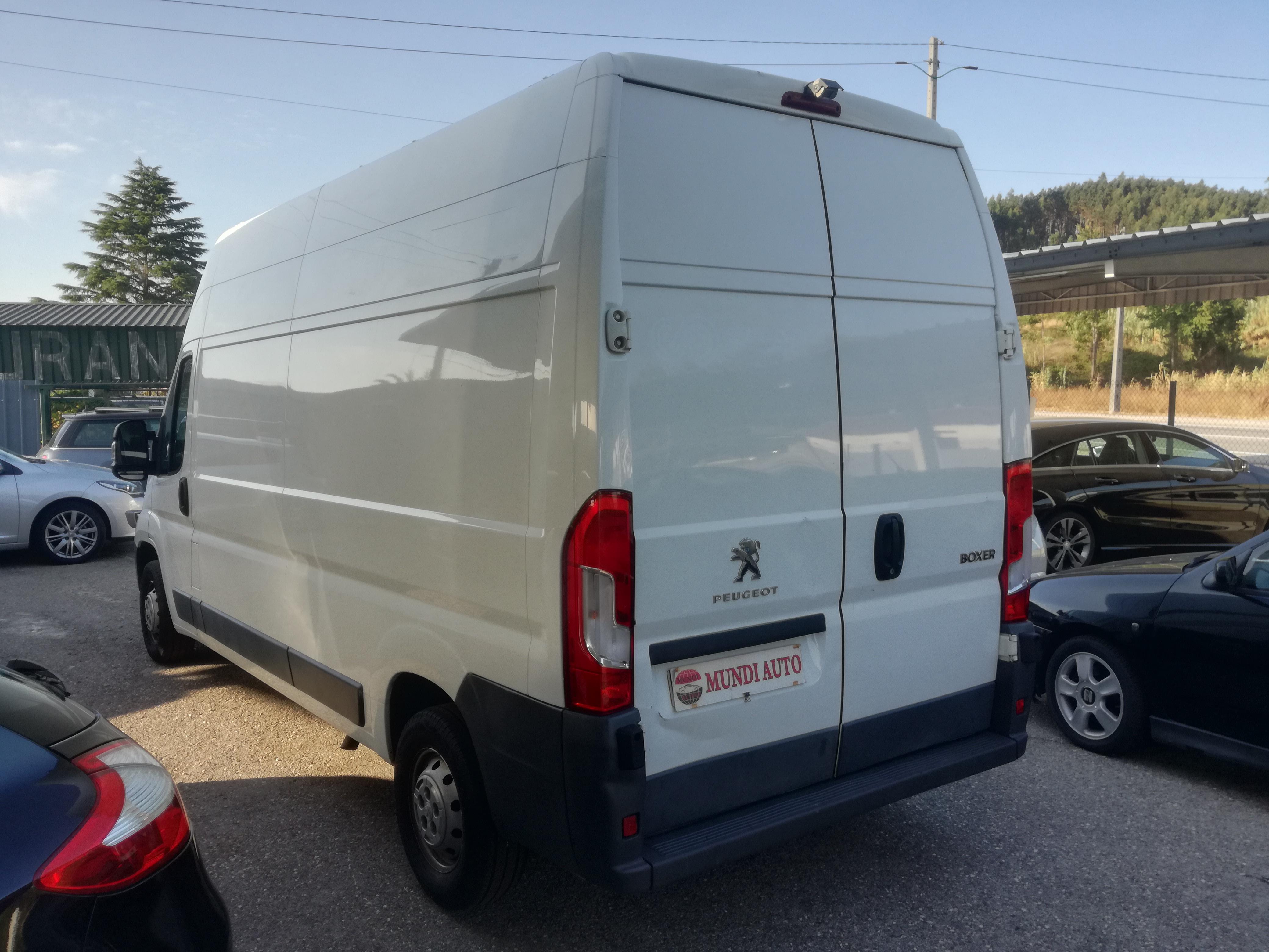 Peugeot Boxer 2.2HDI  L3H3   Imagem 4